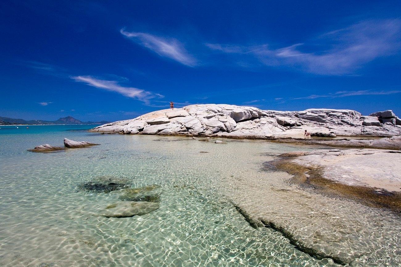 Sardegna costa rei sardegna pleinair campeggi e villaggi in sardegna - Spiaggia piscina rei ...