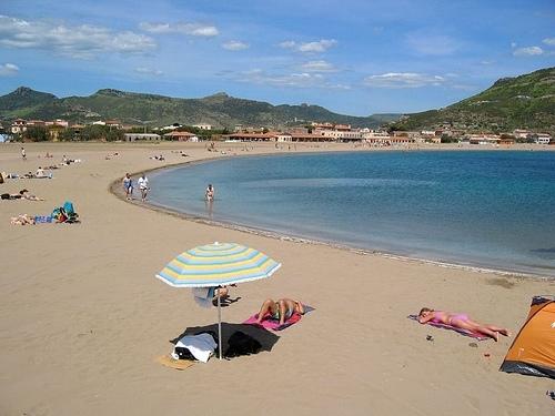 Cartina Sardegna Bosa Marina.Bosa Marina Sardegna Pleinair Campeggi E Villaggi In Sardegna
