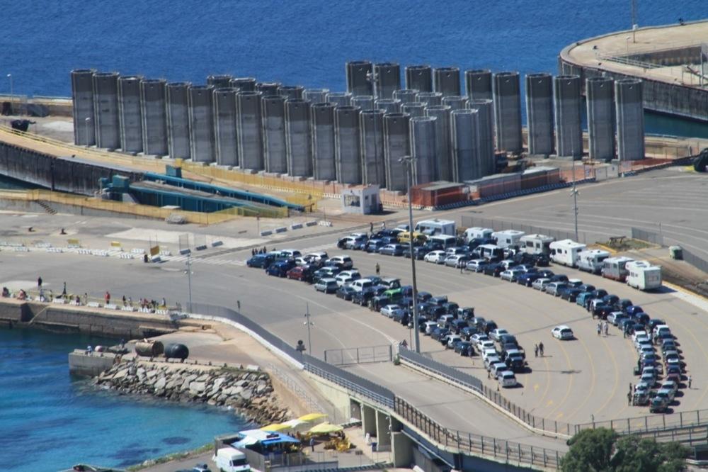 Cartina Sardegna Golfo Aranci.Porto Di Golfo Aranci Aerea Dell Imbarco Sardegna Pleinair Campeggi E Villaggi In Sardegna