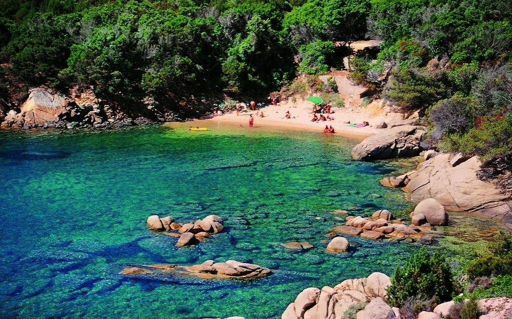 Punta molara san teodoro sardegna pleinair campeggi e for Camping budoni