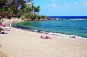 la costa di Baunei