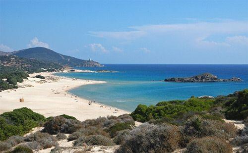 spiagge a Domus de Maria