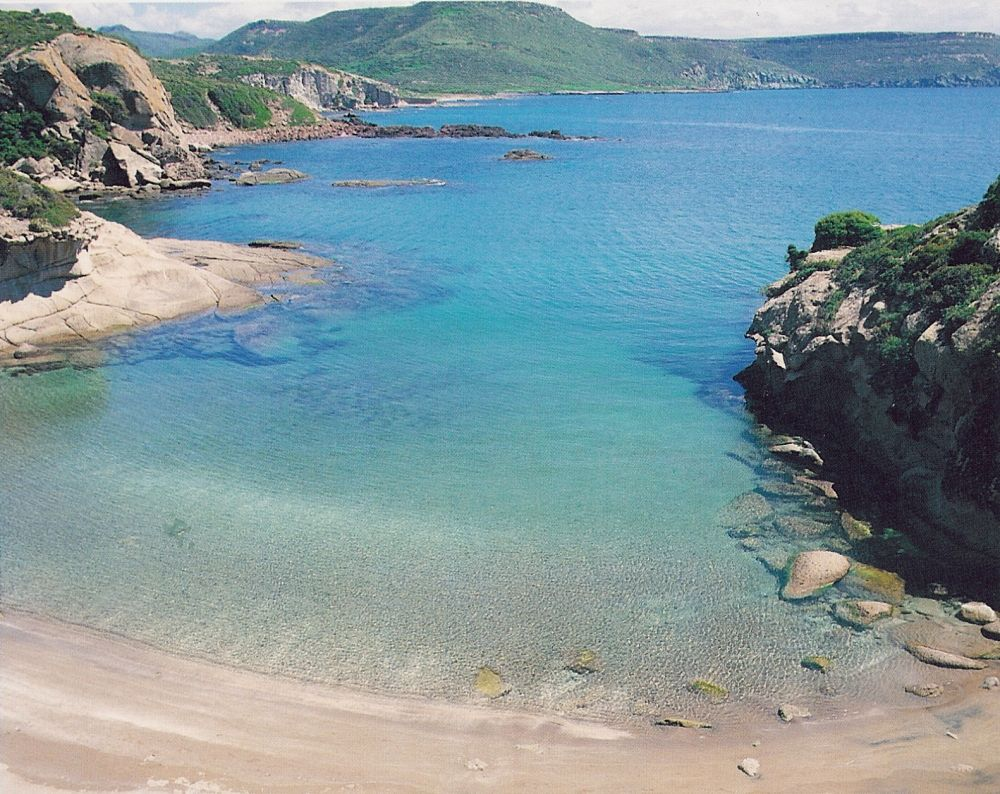 Cartina Sardegna Bosa.Bosa Spiaggia Compoltittu Sardegna Pleinair Campeggi E Villaggi In Sardegna