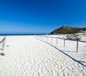 Villasimius - la spiaggia di Cala Giunco