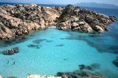 La Maddalena - spiaggia di Cala Coticcio