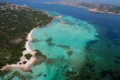 Isola di Budelli - spiaggia del Cavaliere