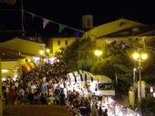 sera in centro a San Teodoro