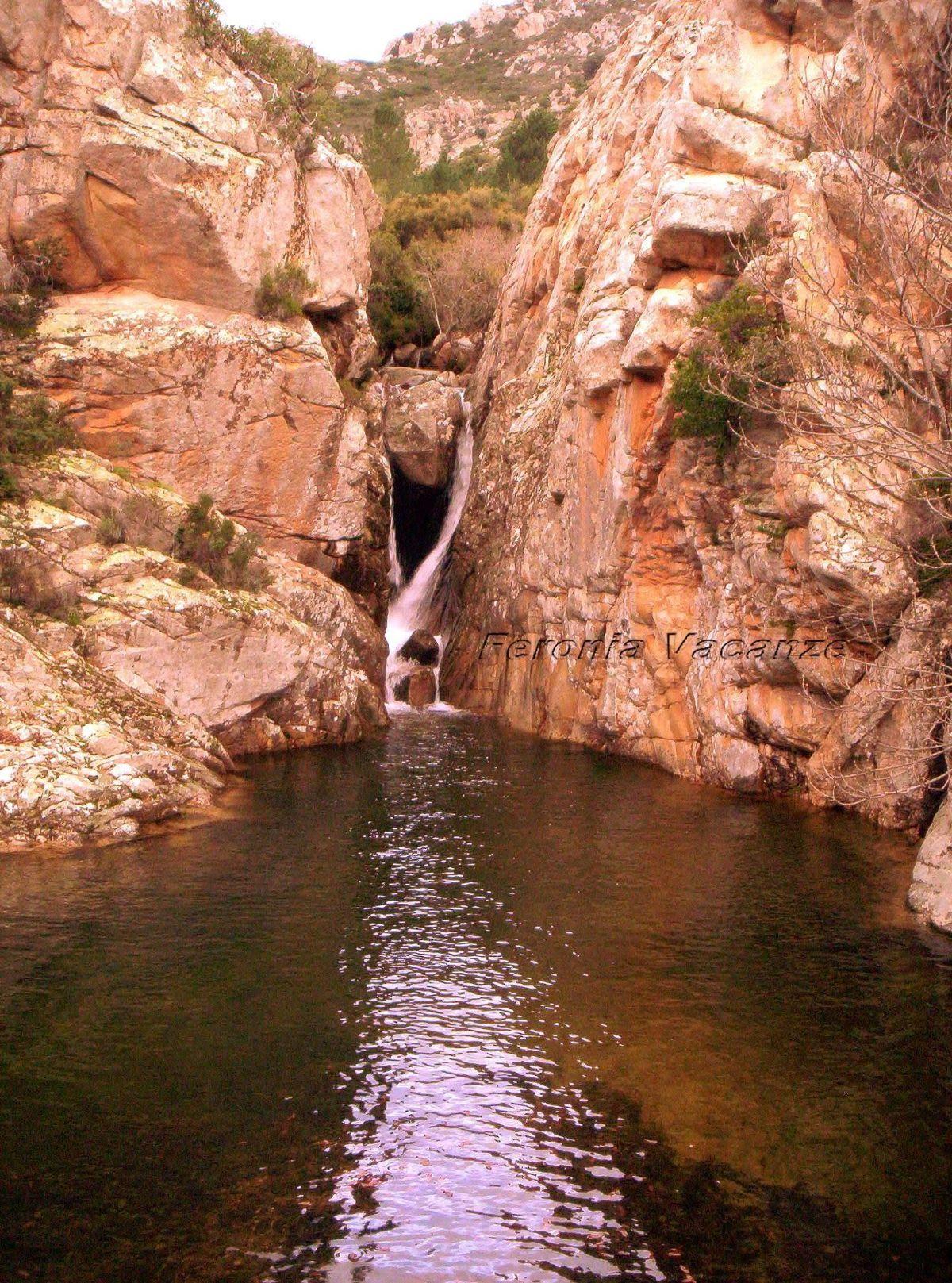 cascate sul Monte Nieddu