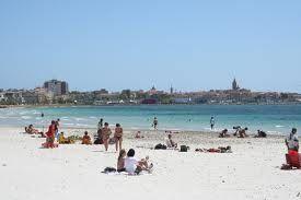 Alghero - spiaggia del Lido
