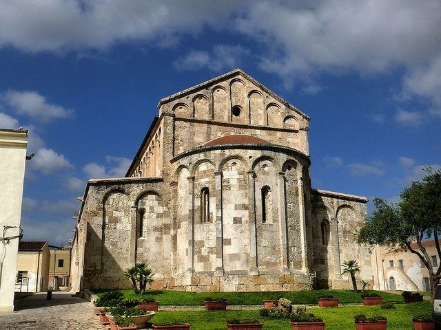 Porto Torres - basilica di San Gavino