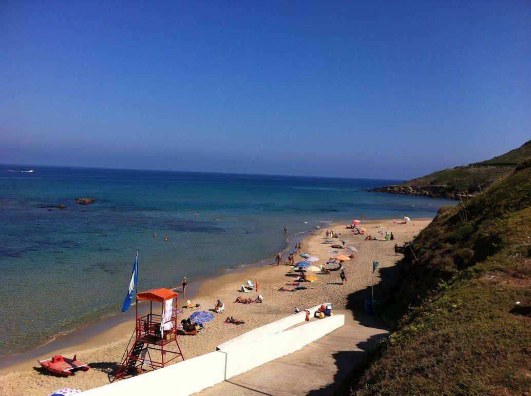 Castelsardo - spiaggia di Lu Bagnu