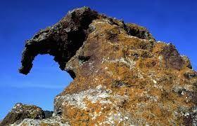 Castelsardo - la roccia dell'elefante