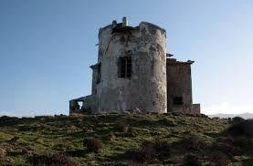 isola dell'Asinara - Punta Scorno