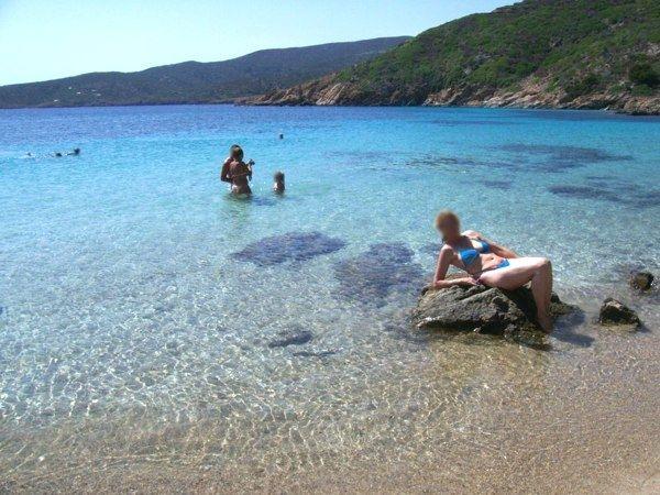 Cartina Sardegna Asinara.Isola Dell Asinara Spiaggia Sardegna Pleinair Campeggi E Villaggi In Sardegna