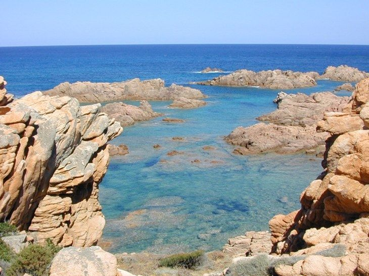 Spiaggia Cala Sarraina
