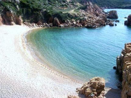 Spiaggia di Cala Pischina