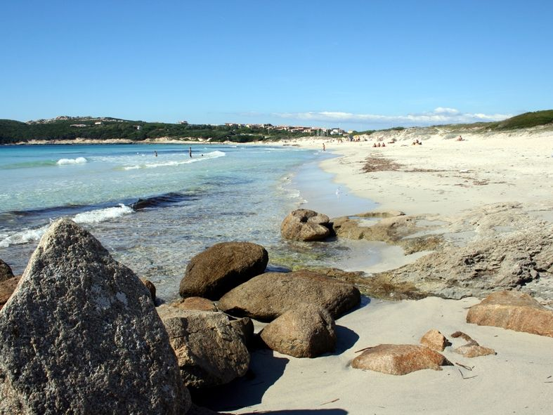 Ultima spiaggia di Santa Reparata