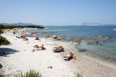 spiaggia Cala d'Ambra - San Teodoro
