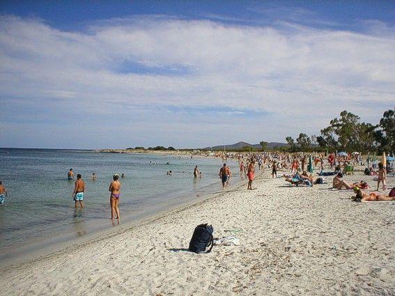 spiaggia di Porto Ottiolu - San Teodoro