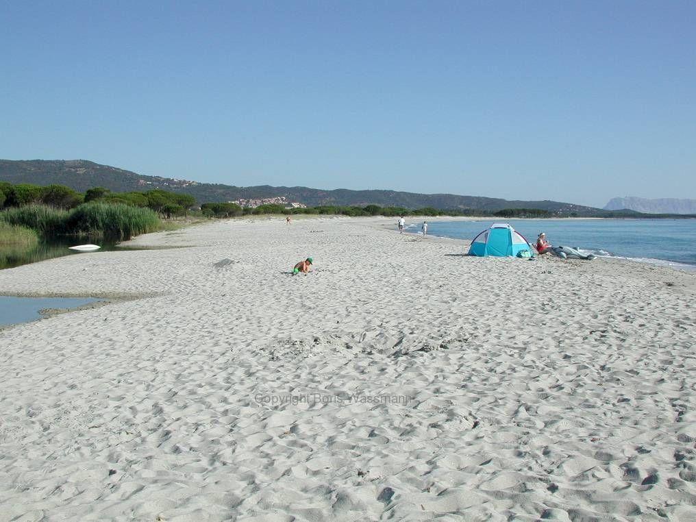 spiaggia Pedra e Cupa - Budoni