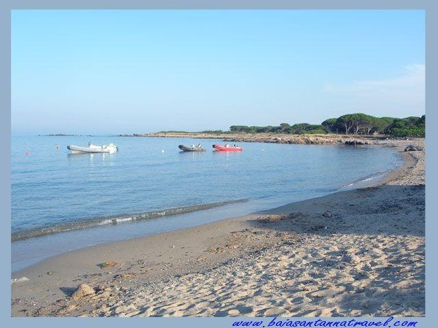 spiaggia sant'Anna - Budoni