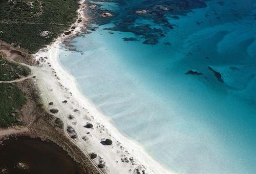 spiaggia di Orvili - Posada