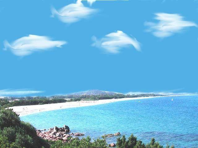 Spiaggia di Baccu e Praidas