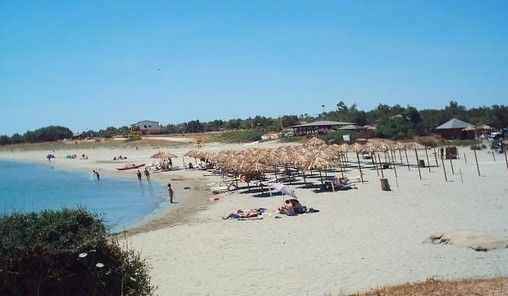 Spiaggia di Porto Corallo