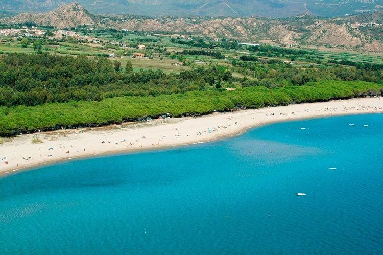 Spiaggia Iscrixedda