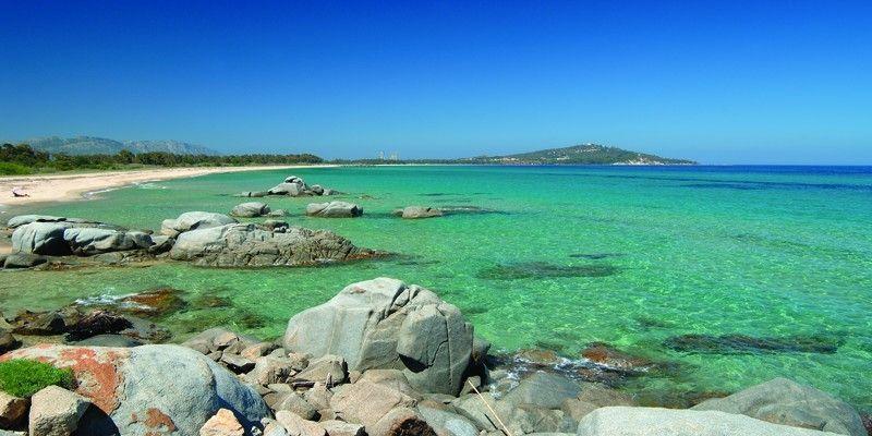 Spiaggia Pranargia