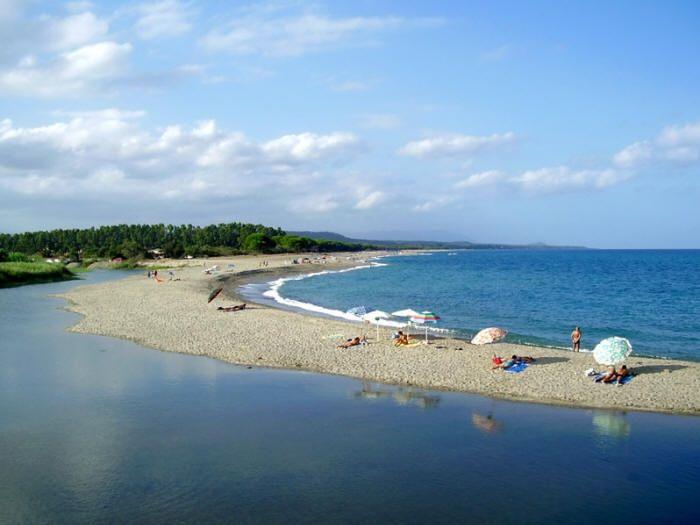 spiaggia Foddini