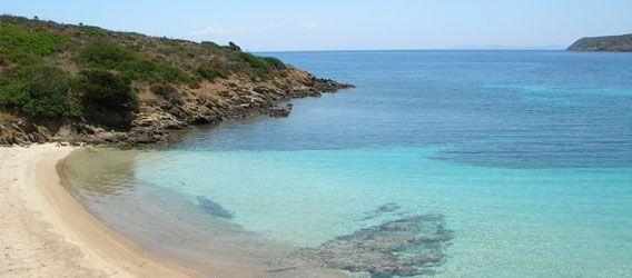 Spiaggia Cala d'Arena
