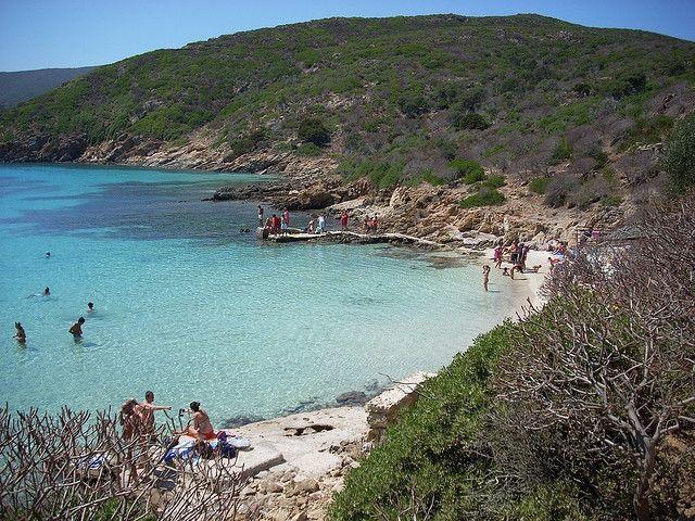 spiaggia Cala d'Oliva