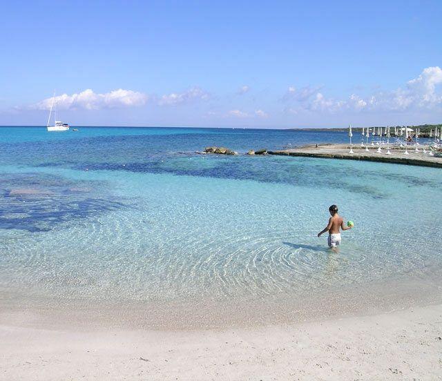Spiaggia La Pelosetta