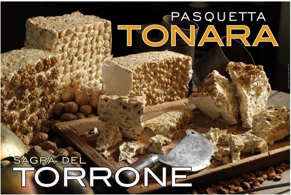 Sagra del Torrone a Tonara