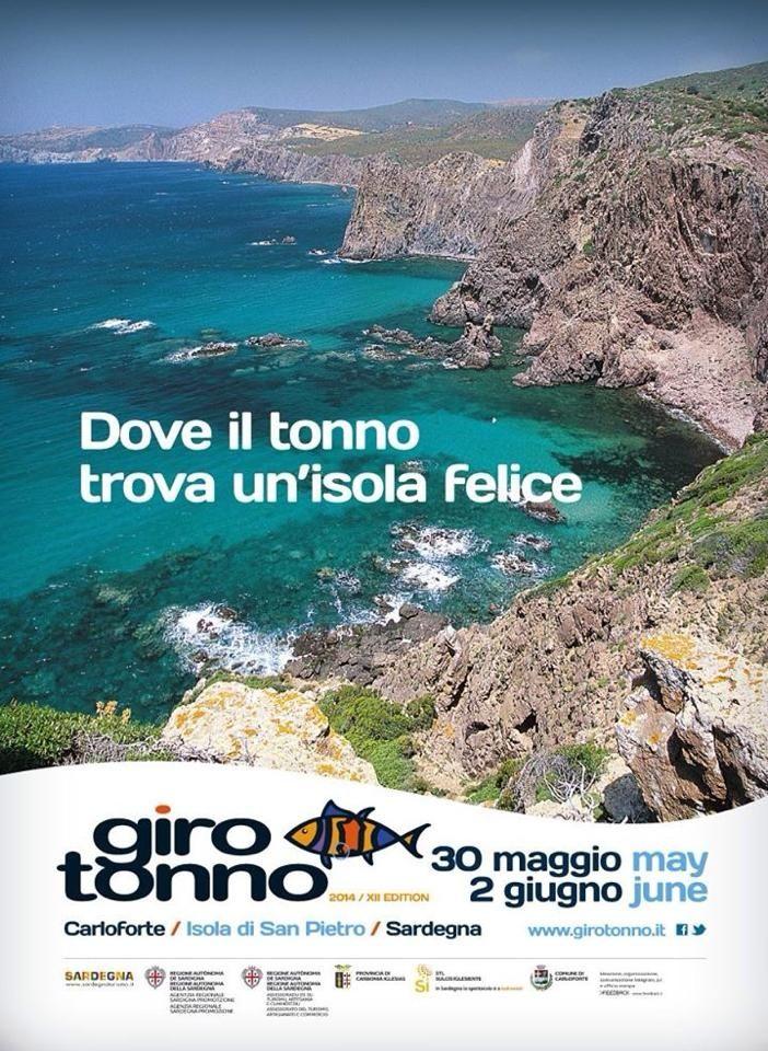 12° edizione del Girotonno a Carloforte