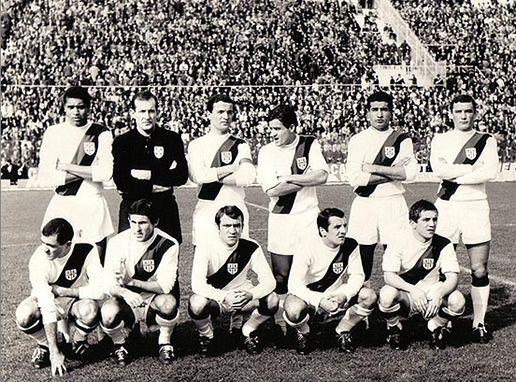 Formazione del Cagliari Campione d'Italia