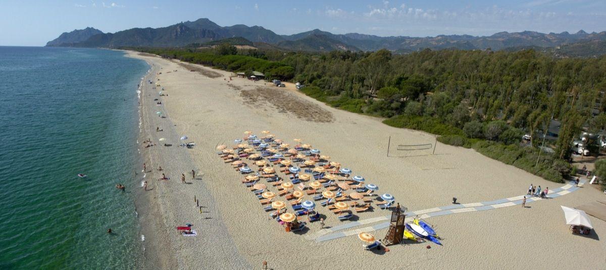 Villaggio Camping l'Ultima Spiaggia ****