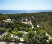 panoramica del Camping Village Ultima Spiaggia