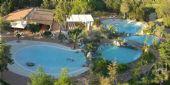 piscine del Camping Village Ultima Spiaggia