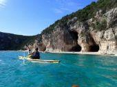 Ogliastra in kayak - Cardedu