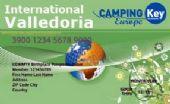CAMPING VILLAGE INTERNATIONAL VALLEDORIA 2016