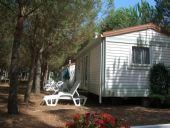 Mobile home Camping Village Iscrixedda